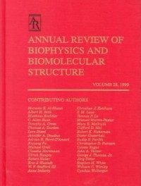 Annual Review of Biophysics