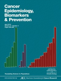 Cancer Epidemiology Biomarkers and Prevention