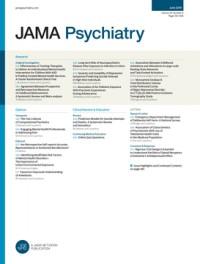 JAMA Psychiatry