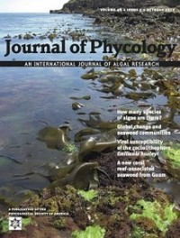 Journal of Phycology