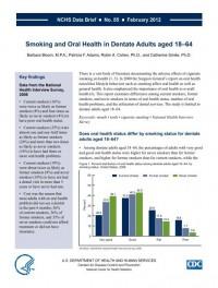 NCHS data brief